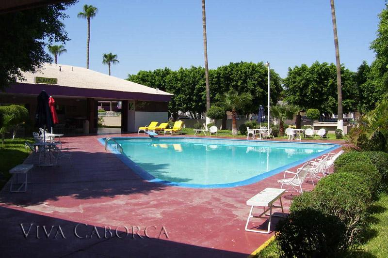 motel el camino poolside