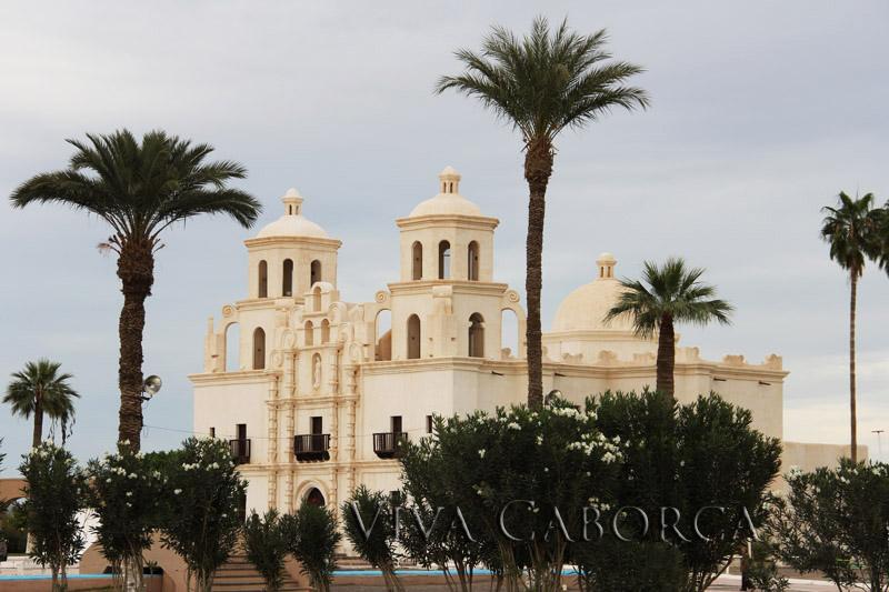 caborca templo historico