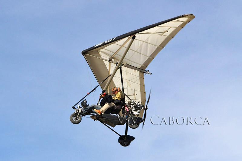 rocky point paraglider
