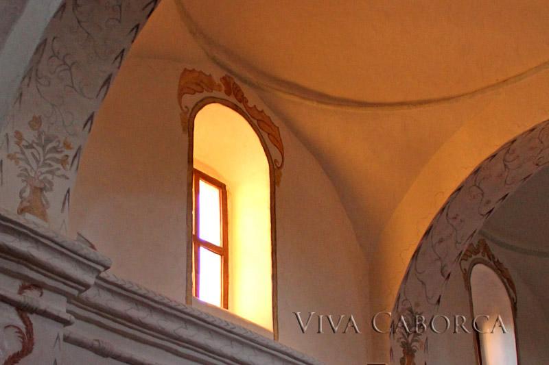 templo historico caborca