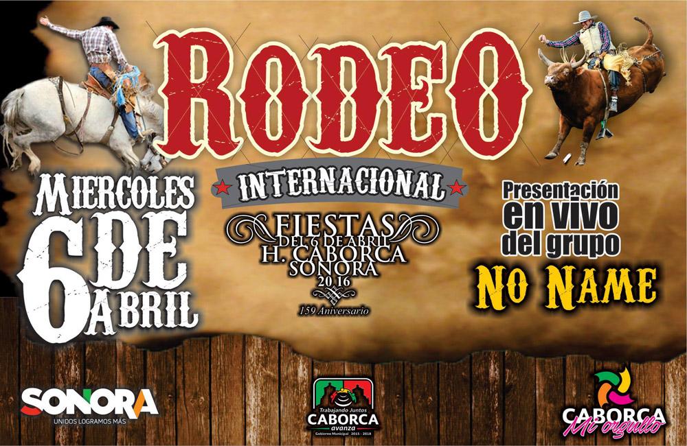 Caborca Rodeo April 6, 2016