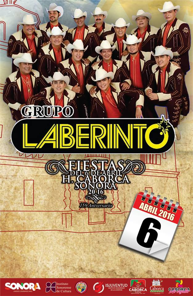 Grupo Laberinto performs April 6 at the Fiestas